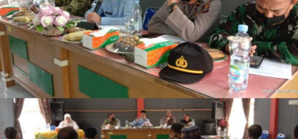 Bupati Mursil Turun Langsung Sosialisasi Inbup Nomor 5 Tahun 2021 di Kecamatan Rantau